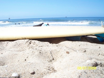 a surfboard